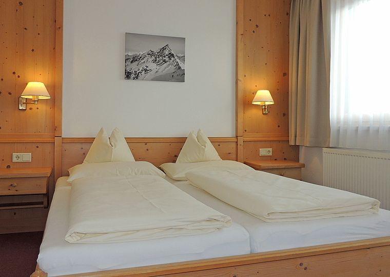 Double room Zirmkogel