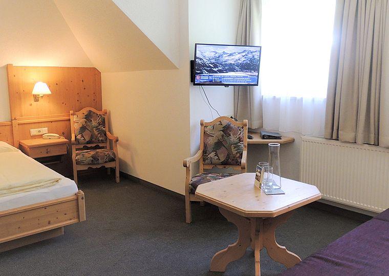 Family room Ferwall