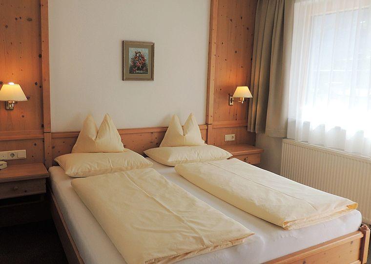 Double room Zirmkogel