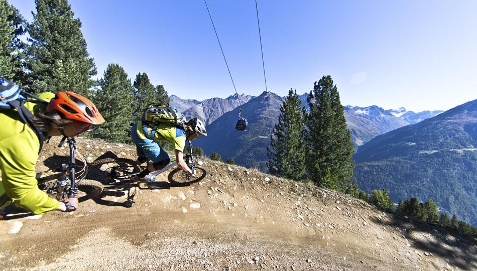 Downhill-Ötztal