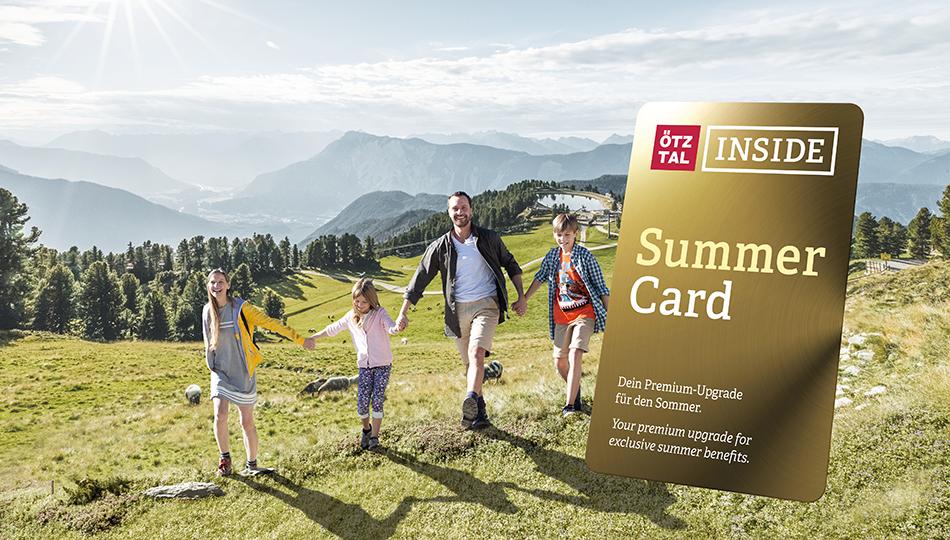 Ötztal-Summer-Card